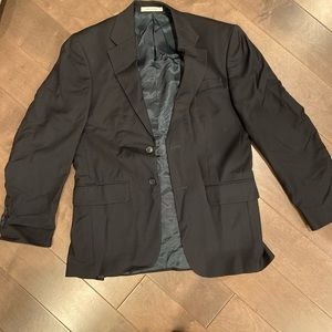 Kenneth Cole Black Blazer Size 38S